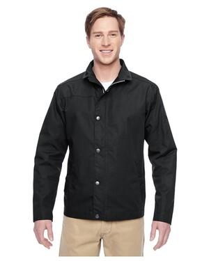Adult Auxiliary Canvas Work Jacket