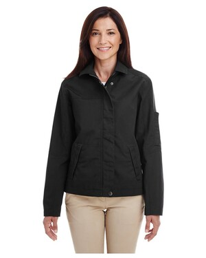 Women's Auxiliary Canvas Work Jacket