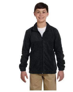 Youth Full-Zip Fleece