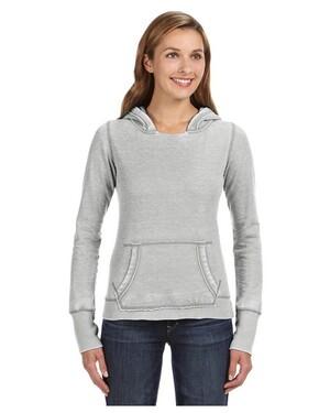 J America Women's Zen Pullover Fleece Hoodie