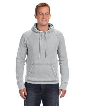 Vintage Zen Pullover Hoodie