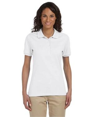 Women's 50/50 Polo Shirt w/ SpotShield