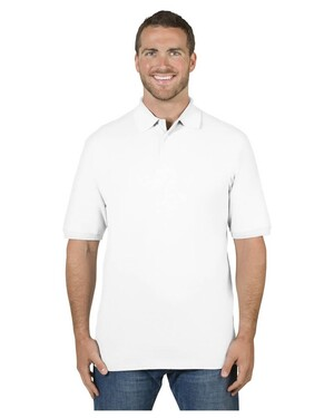 Adult 6.5 oz. Premium 100% Ringspun Cotton Pique Polo
