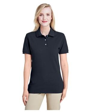 Ladies' 6.5 oz. Premium 100% Ringspun Cotton Pique Polo