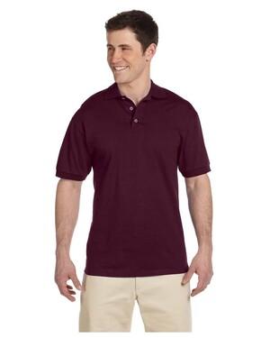 6 oz., 100% Cotton Jersey Polo Shirt
