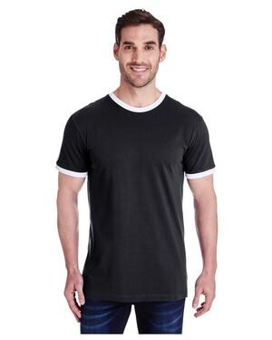 Men's Soccer Ringer T-Shirt