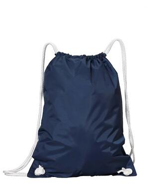 White Drawstring Backpack