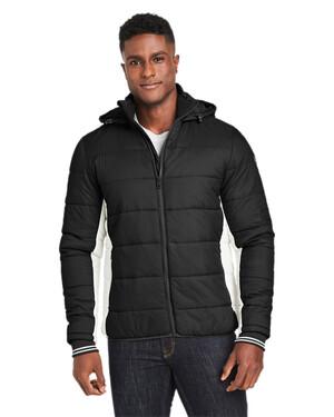 Men's Nautical Mile Puffer Packable Jacket