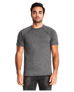 Men's Mock Twist Short-Sleeve Raglan T-Shirt