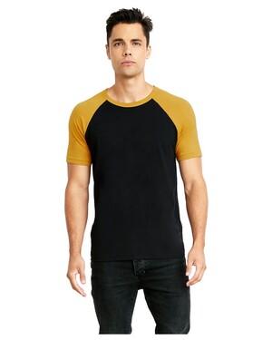 Unisex Raglan Short-Sleeve T-Shirt