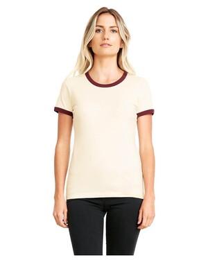 Ladies' Ringer T-Shirt
