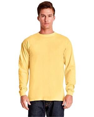 Adult Inspired Dye Long-Sleeve Crew