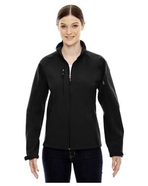 CompassWomen's Color-Block Soft Shell Jacket