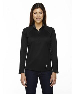 Radar Women's Half-Zip Performance Long Sleeve