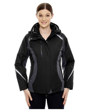Height Women's3-In-1 Jackets With Insulated Liner