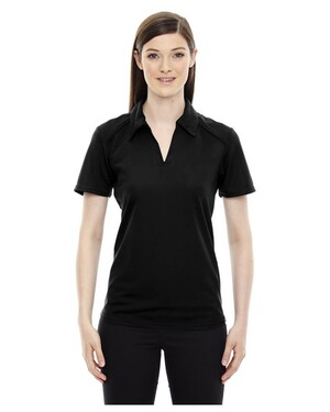 Women's Recycled Polyester Performance Pique Polo Shirt