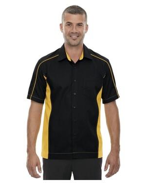 Fuse Men's Color-Block Twill Shirt