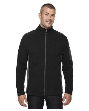Men's Full-Zip Microfleece Jacket