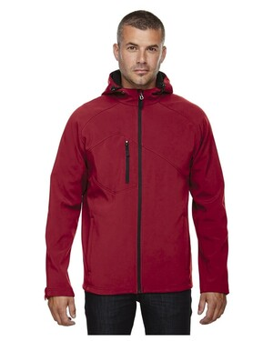 ProspectMen's Soft Shell Jacket With Hood