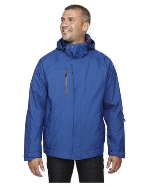 CapriceMen's 3-In-1 Jacket With Soft Shell Liner