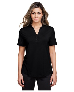 Women's Jaq Snap-Up Stretch Performance Polo