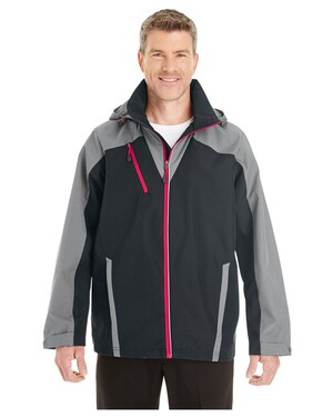 Men's Embark Colorblock Interactive Shell with Reflective Printed Panels