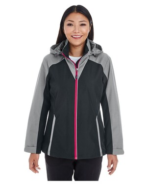 Women's Embark Colorblock Interactive Shell with Reflective Printed Panels