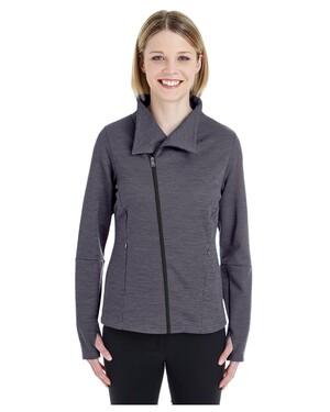 Women's Amplify Melange Fleece Jacket