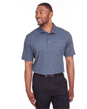 Men's Performance Stripe Polo Shirt