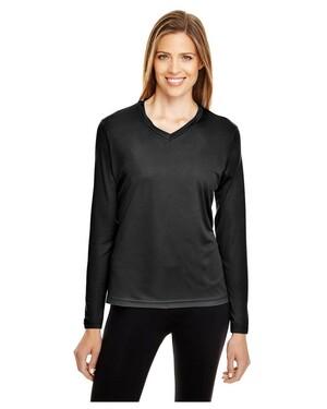 Ladies' Zone Performance Long Sleeve T-Shirt