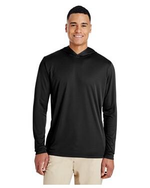 Men's Zone Performance T-Shirt Hoodie