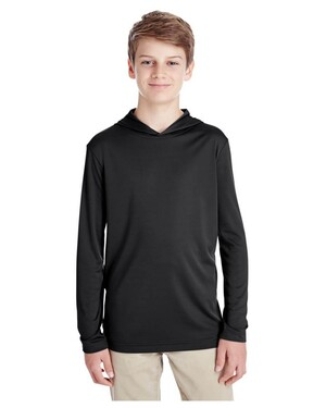 Youth Zone Performance T-Shirt Hoodie