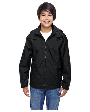 Conquest Jacket with Fleece Lining
