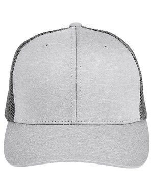by Yupoong Adult Zone Sonic Heather Trucker Cap