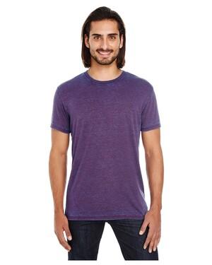 Unisex Cross Dye Short-Sleeve T-Shirt