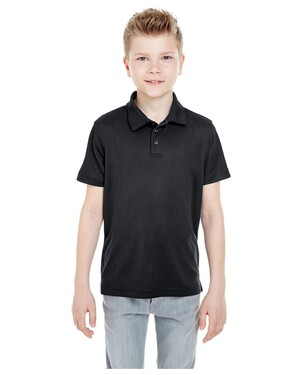 Youth Cool & Dry Mesh Pique Polo