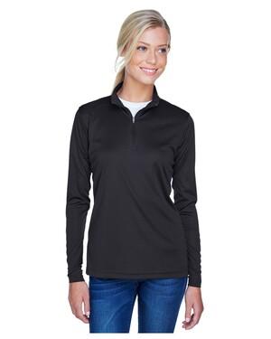 Women's Cool & Dry Sport Performance Interlock 1/4-Zip Pullover