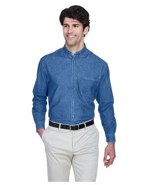 Adult Cypress Denim Shirt with Pocket