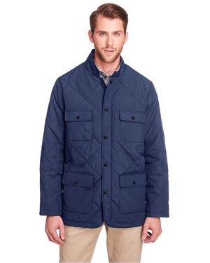 Men's Dawson Quilted Hacking Jacket