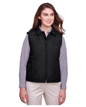 Ladies' Dawson Quilted Hacking Vest