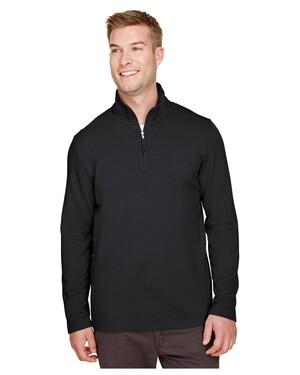 Men's Coastal Pique Fleece Quarter-Zip