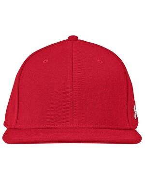 Flat Bill Cap- Solid