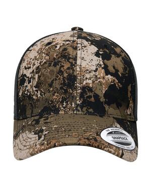 Classics Veil Camo Retro Trucker Hat