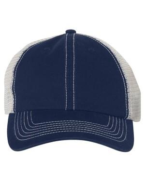 Trawler Cap Low Profile Trucker Hat