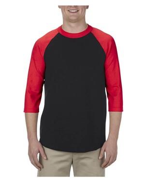Classic 3/4 Raglan Sleeve T-Shirt
