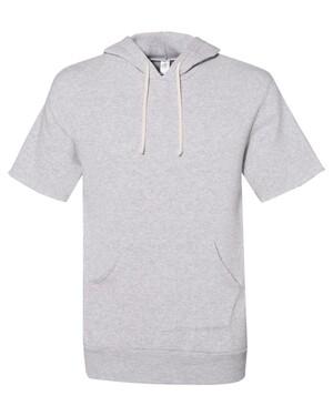 Eco-Fleece Baller Short Sleeve Hoodie