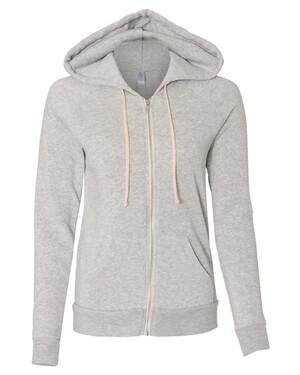 Women's Adrian Eco-Fleece Full-Zip Hooded Sweatshirt