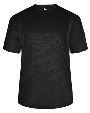 Line Embossed T-Shirt
