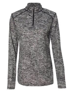 Women's Performance Blend Quarter-Zip Pullover