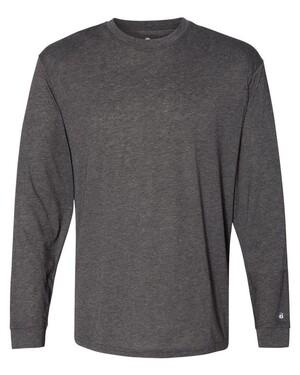 Triblend Performance Long Sleeve T-Shirt
